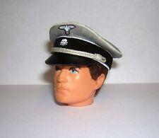 Banjoman 1:6 Scale Custom Made German Cap For Vintage Action Man