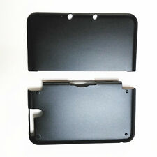 Black Aluminum Metal Protective Hard Skin Case Cover for Nintendo 3DS LL 3DS XL