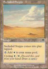 Secluded Steppe x 2 - MTG Onslaught - Lot 02