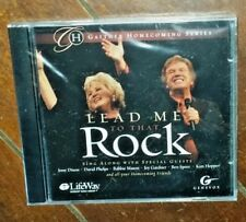 Gaither Homecoming Series: Lead Me to the Rock (CD, 2006) Free Shipping!