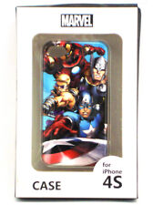Avengers iPhone 4 4s Fitted Hard Case Marvel Russian Exclusive Captain America