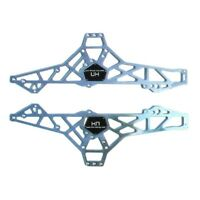 Hot Racing WK1408 HPI Wheely King Aluminum Chassis Plate