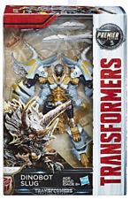 Stock 100 Hasbro Transformers Mv5 The Last Knight Deluxe Dinobot Slug