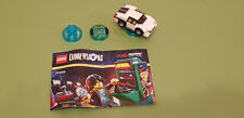 Lego Dimensions Set 71235 Midway Arcade Level Pack *No Minifigure, Games or Box*