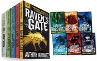 Anthony Horowitz Collection 11 Books Set The Legends and  The Power of Five