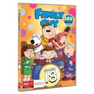 Family Guy - Season 18 : NEW DVD