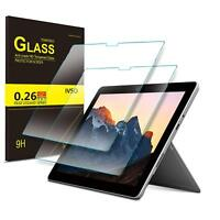 Microsoft Surface Go 2018 Premium Tempered Glass Screen Protector (2 Pack)