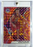 2019-20 Mosaic Reactive Orange Prizm Darius Garland Rookie RC #249, Refractor