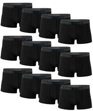12er Pack Boxershorts Herren Boxer Unterhosen Baumwoll Retro Shorts