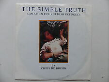 THE SIMPLE TRUTH CHRIS DE BURGH RELF1 390785 7