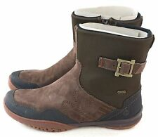 Merrell Womens Albany Sky Waterproof Ankle Boot Espresso Brown Size 6.5 M