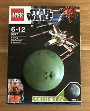 Lego 9677 STAR WARS X-Wing Starfighter & Yavin 4 OVP - ungeöffnet