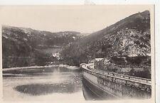 BF27651 renaison chaussee du barrage de la tache et ma  france  front/back image