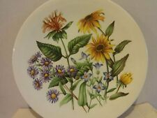 Enoch Wedgwood Wild Flowers of the Eastern United States Avon Plate