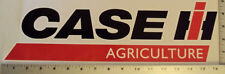 "Case IH Agriculture sticker decal 16.5"" long International Harvester IMCA NHRA"