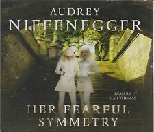 HER FEARFUL SYMMETRY - Audrey Niffenegger. Read by Sian Thomas. Abridged (5xCD S