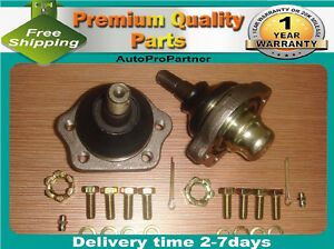 2 FRONT UPPER BALL JOINT FOR PICK UP D21 86-97 PATHFINDER  87-95