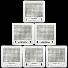 6 Ozone Plates For Alpine Ecoquest Living Air Purifiers