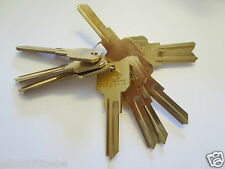 Key Blanks for Locksmith /10 KW1/KW10  DO NOT DUPLICATE Key/ Made in USA by Ilco