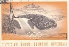 * SPORT INVERNALI - Cortina '56, VII Giochi Olimpici -4