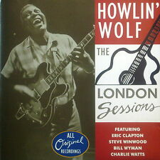 CD HOWLIN' WOLF - the london sessions,Zillion-Edition