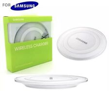 Samsung Genuine Qi Charger Charging Pad For Galaxy S6 S7 S8 S9, Apple iPhone X