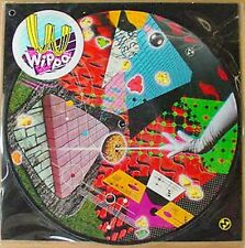 """WIPPO - 10"""" PICTURE DISC - TOTALLY HIP - MANMADE - 1980"""