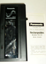 Panasonic Rechargeables Battery Charger Model Bq-4C