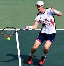 TEAM GB Tennis Tee RIO 2016 Olympics Adidas Great Britain Andy Murray BNWT XS