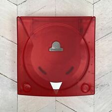 Replacement Shell Housing for SEGA Dreamcast Brand new - Crystal Red *UK SELLER*