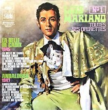 Luis Mariano ‎LP Toutes Ses Operettes N°1 - France (VG+/VG+)