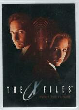 1998  X - Files Fight the Future movie trading cards  PROMO card #P1.