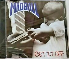 MADBALL- SET IT OFF (1994)  Rare  CD in Jewel Case (new and sealed) MINT!