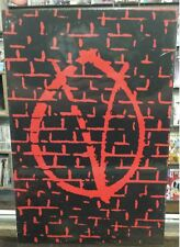 ABSOLUTE V FOR VENDETTA HC ALAN MOORE HARDCOVER NEW/SEALED