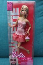 Mattel Barbie Fashionistas Sweetie doll 2009 articulated BNIB 1st wave release