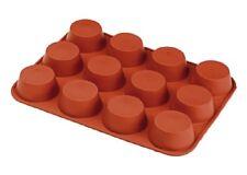 Stampo per Dolci in silicone Multiporzione 12 muffins,silicone cake