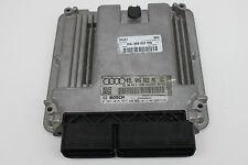 MOTORE dispositivo di controllo ECU AUDI 0281015583 03l906022mk edc17cp14-2.2 in cambio