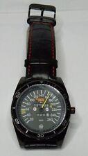 Armbanduhr im Mercedes-Benz Tachoscheiben-Design.W124 e500, W201 evo asd
