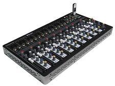 Staraudio Pro 10 Channel DJ Club Stage amplifier Mixer USB Bluetooth Mp3 Player
