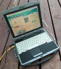 General Dynamics Gobook Xr-1 Rugged Laptop - Windows Xp Pro Core 2 Duo 4gb 80gb