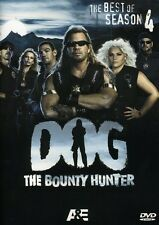 Dog the Bounty Hunter: Best of Season 4 (2008, DVD NIEUW)