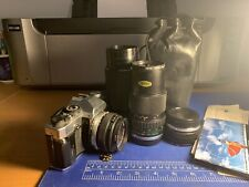 Manual Focus Olympus OM Lens Special with OMG for parts.