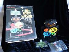 Kinsmart Robot Machine #7021 Gears Turn 1985 Design by Toplay Dah Yang Toy + Box