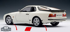 CLEAR 6 piece stone guard set Porsche 944 genuine Oraguard Polyurethane film