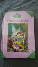 Disney Fairies: A Masterpiece For Bess by Funtastic (Hardback, 2007)