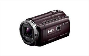 Sony Video Camera Handycam Pj540 Built-In Memory 32Gb Brown HDR-PJ540/T USED