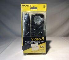 Sony HVL-10D Shoe Mount Video Battery Light Video 8 NEW OLD STOCK