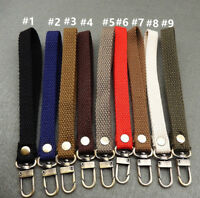 New Canvas Wallet Handbag Handle Replacement Purse Clutch Wristlet Bag Strap