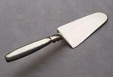 *RAR* At Deco / Bauhaus Tortenheber 830er Silber mit Hammerschlagdekor