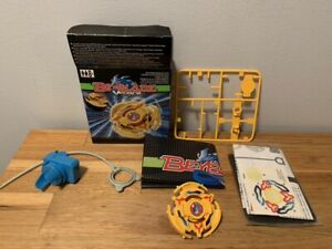 Kid Dragoon Hasbro Oldschool Beyblade 2003 Complete with box Great Condition